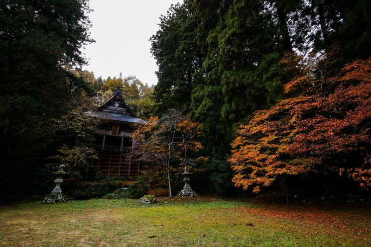 佐渡島清水寺