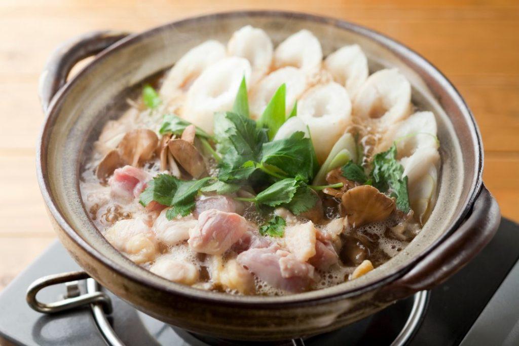 烤米棒火鍋