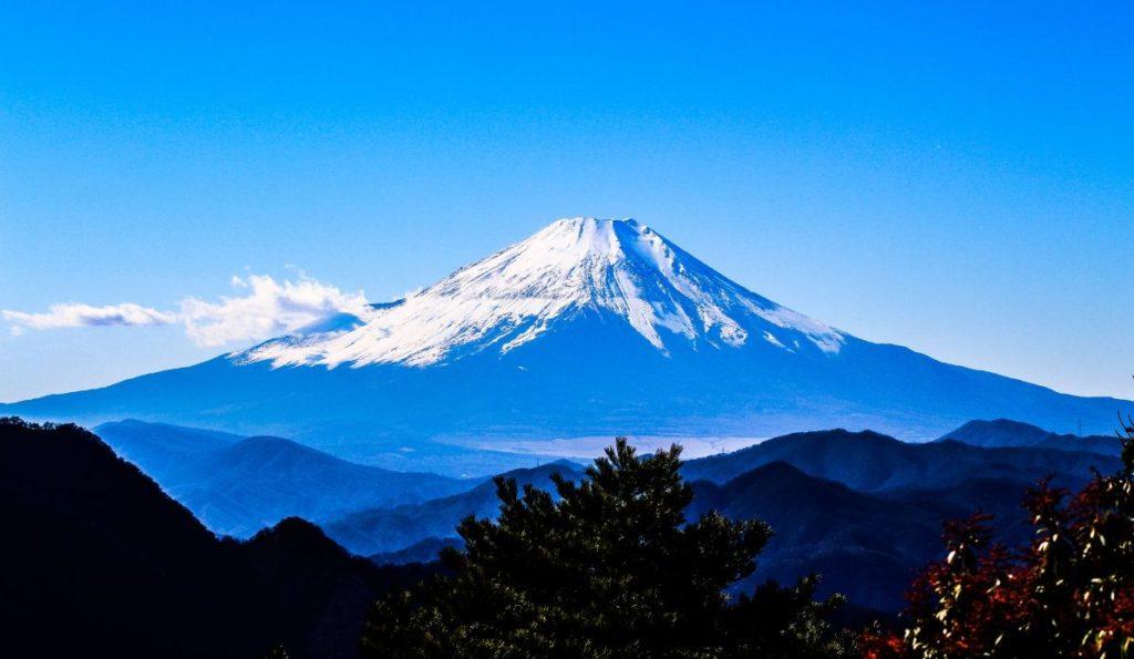山梨縣富士山