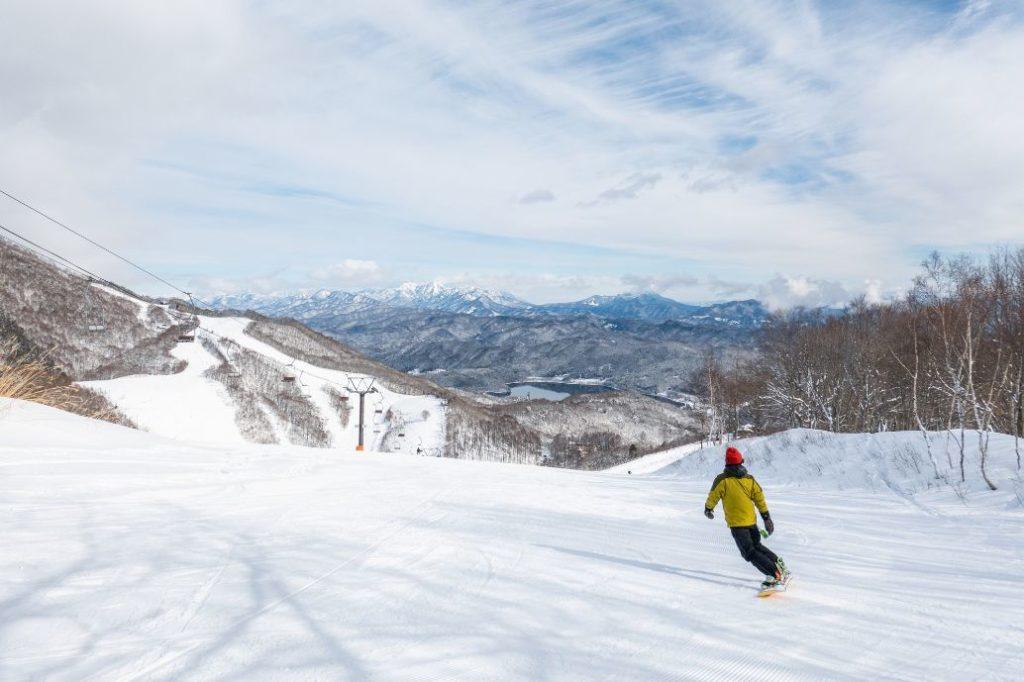 戶外活動滑雪