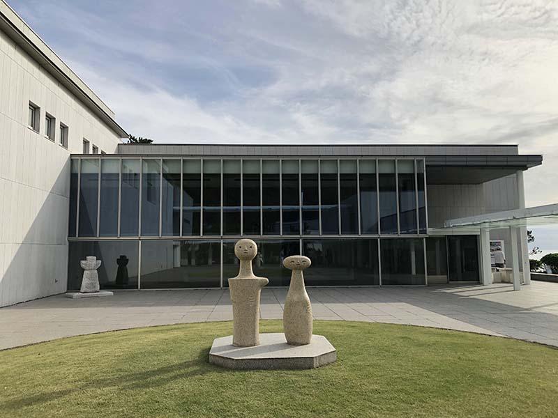 神奈川縣近代美術館葉山