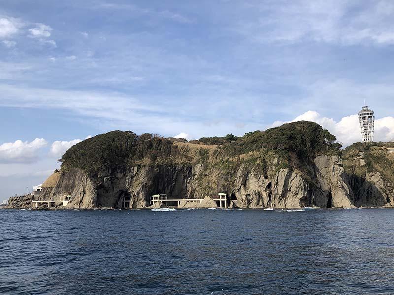 葉山碼頭江之島・裕次郎燈台周遊導覽船江之島