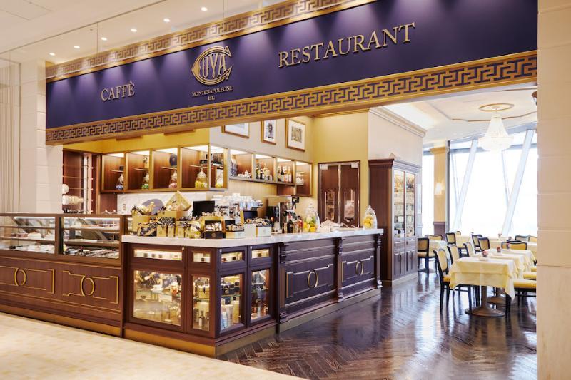 Café Cova Milano店舖外觀