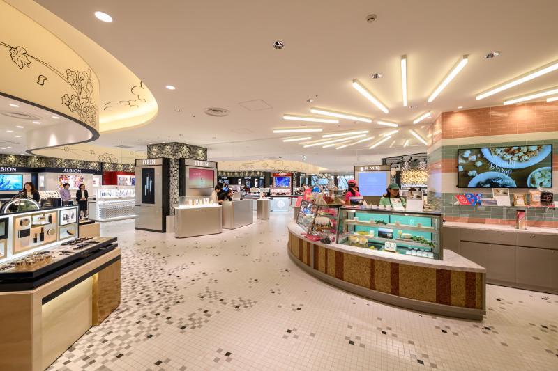 SHIBUYA SCRAMBLE SQUARE6樓美妝保養樓層
