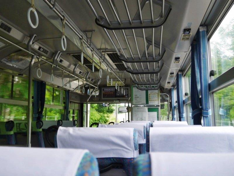 網走市內觀光設施巡廻巴士