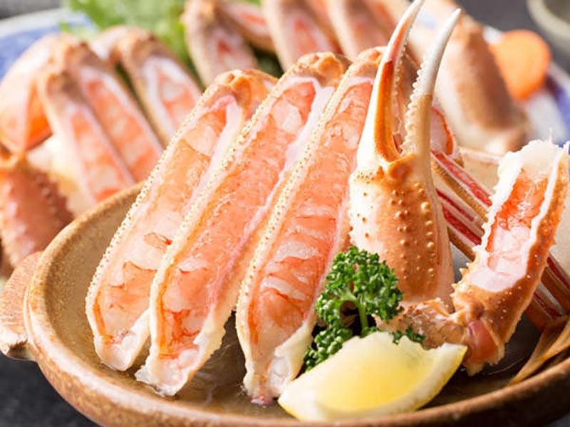 城崎溫泉喜樂螃蟹料理