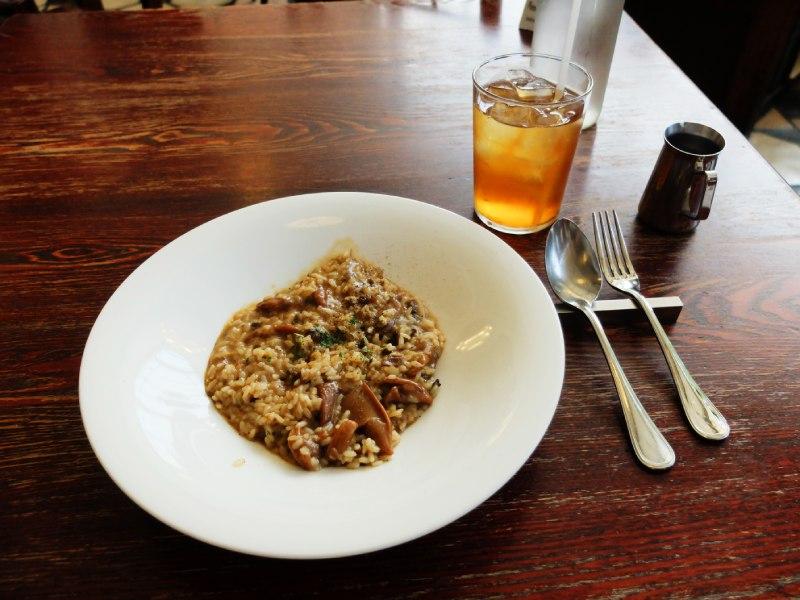 Cafe La Bohéme新宿御苑的餐點