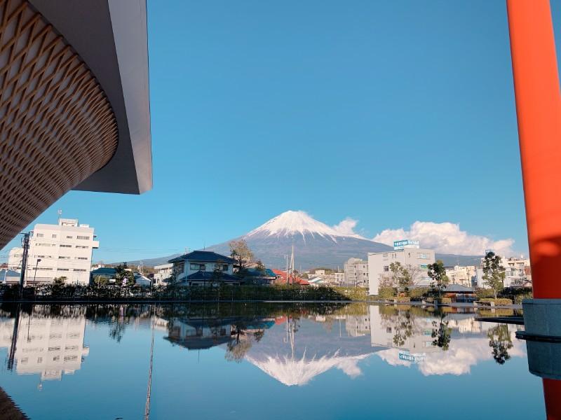 靜岡縣富士山世界遺產中心