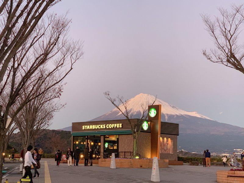 富士川星巴克