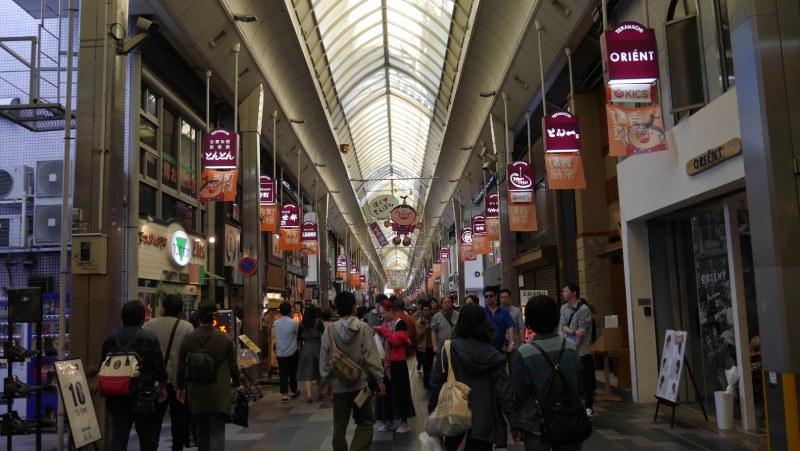 京都市役所附近的大本山本能寺