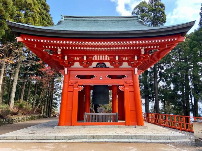 浮世繪路線 神社寺廟建築