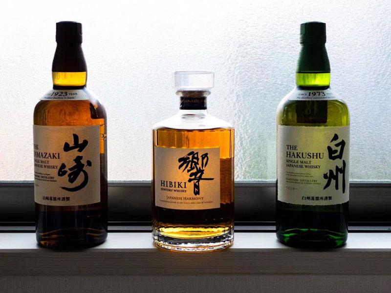 3種威士忌