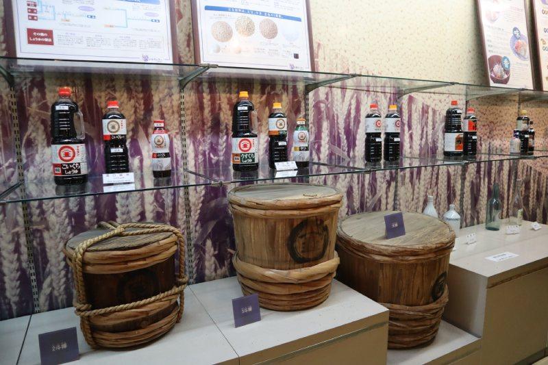 醬油紀念館內部