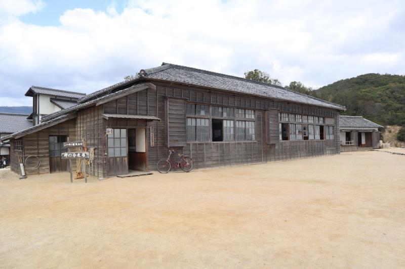 電影村內的田浦分校