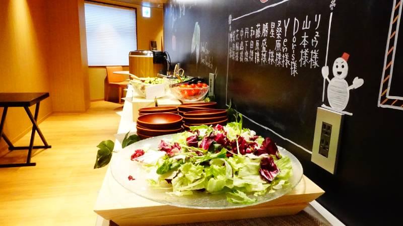 生菜沙拉吧