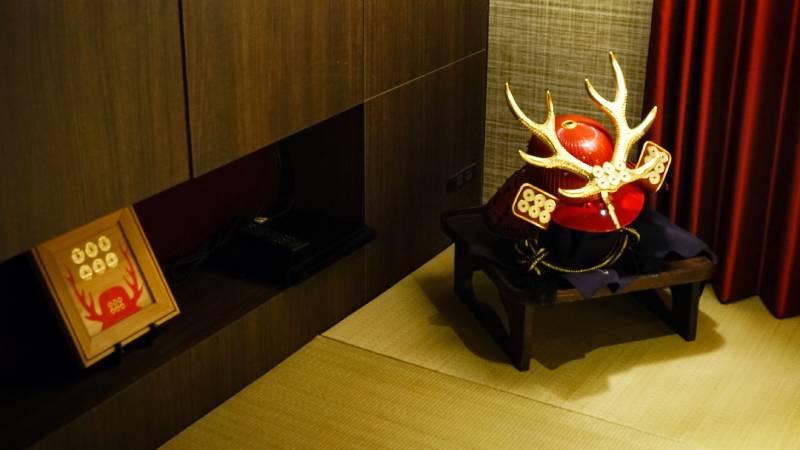 真田戰國的盔甲帽