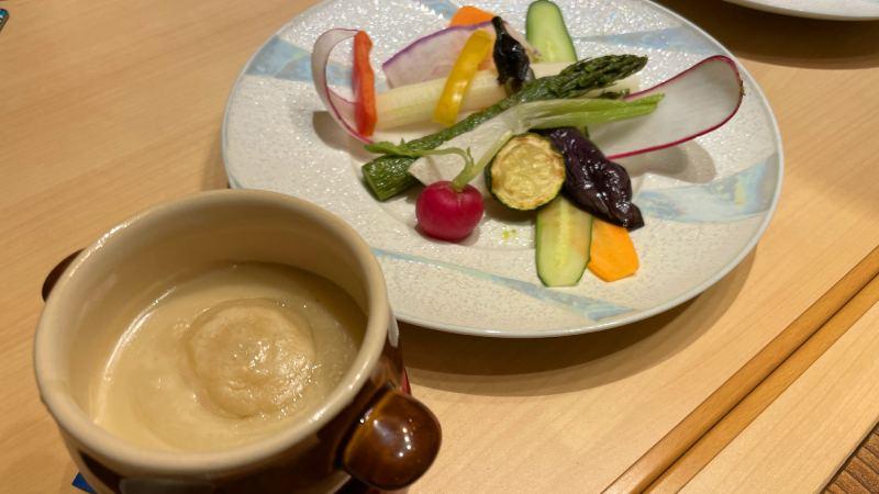 新鮮蔬菜起司鍋