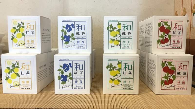 水果風味茶葉
