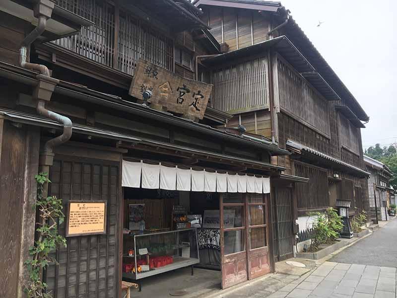 佐原傳統建築