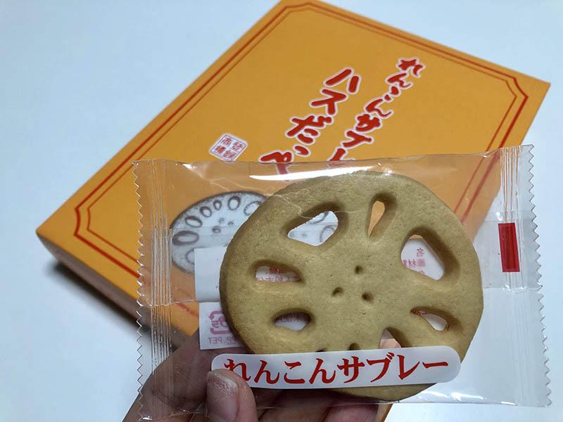 茨城水戶蓮藕餅乾