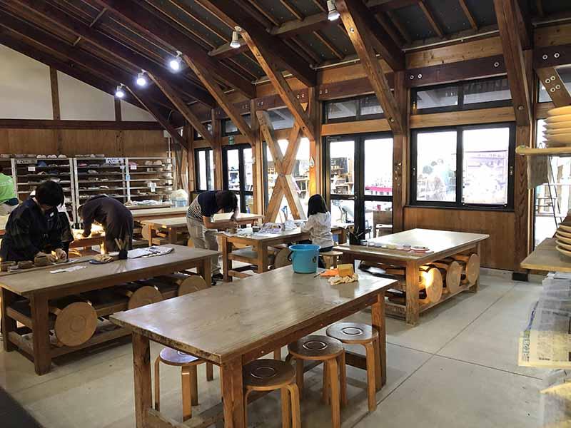 茨城笠間工藝之丘陶藝教室