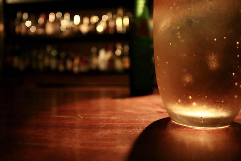 梅酒氣泡飲