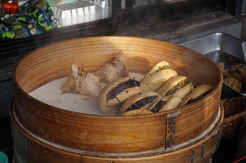 深大寺あめや的蕎麥麵包