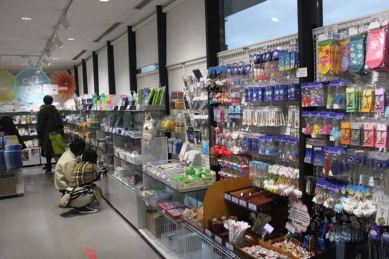 鶴岡市立加茂水族館商店「海月灯り」