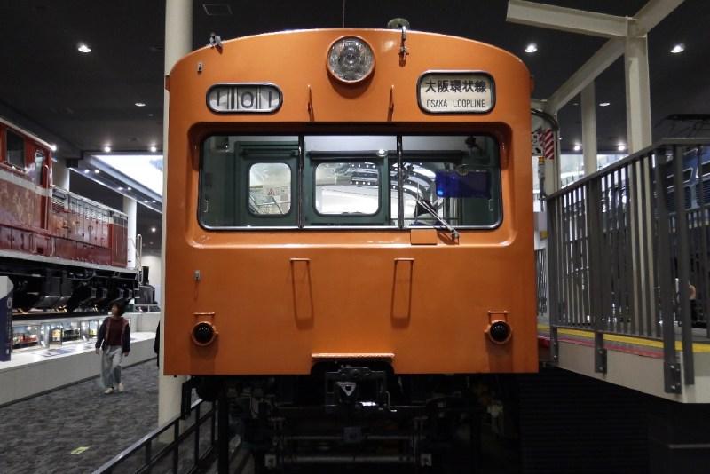 大阪環狀線電車