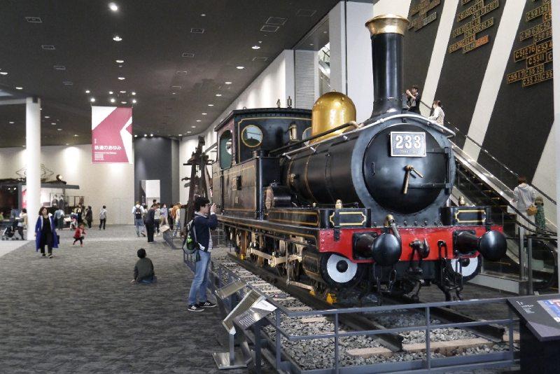 蒸汽火車頭