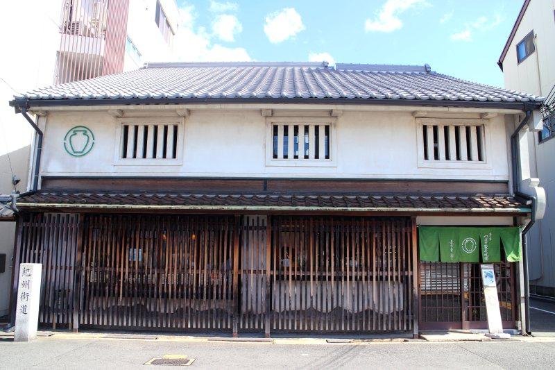 茶寮 TSUBOICHI製茶本舖 堺本館