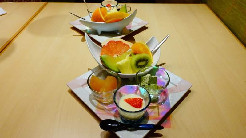 水果布丁甜點