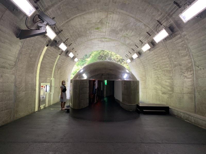 Tunnel of Light第二觀景台