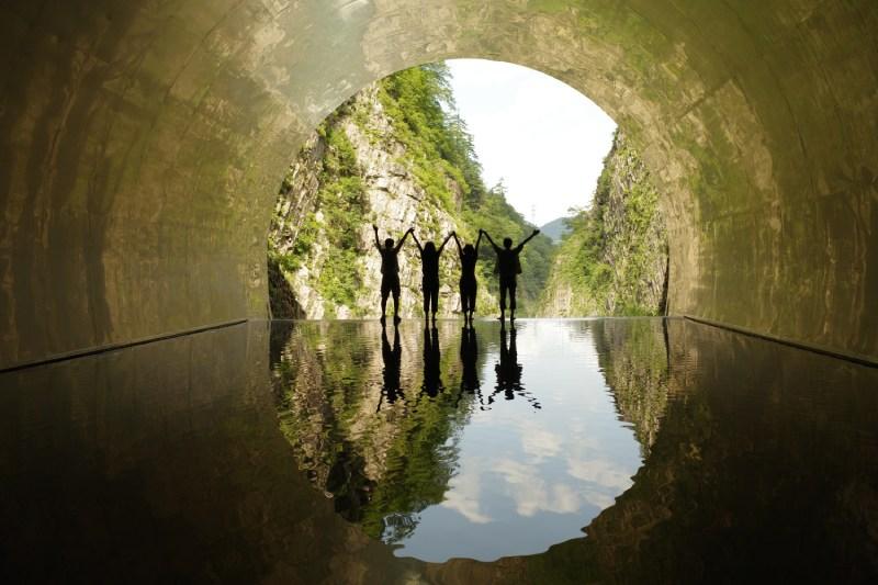 Tunnel of Light第四觀景台
