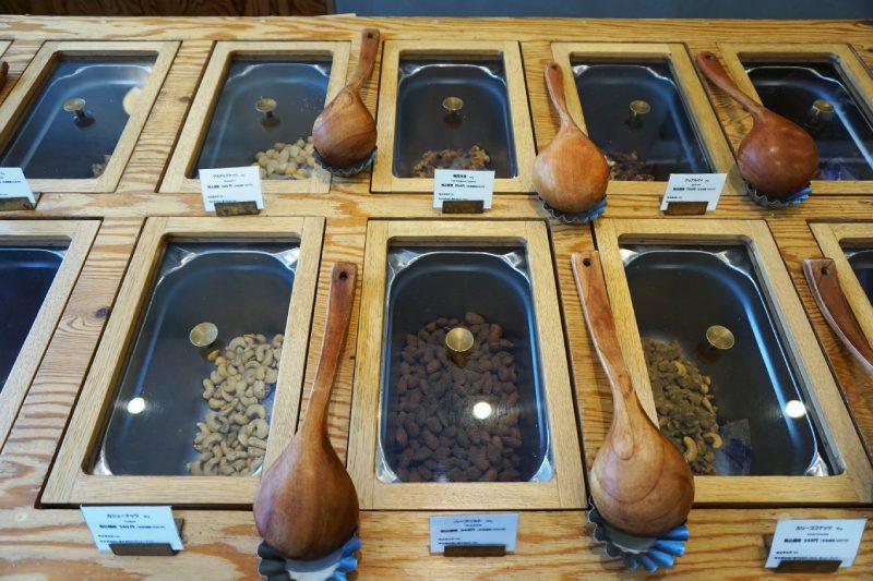 nuts tokyo堅果