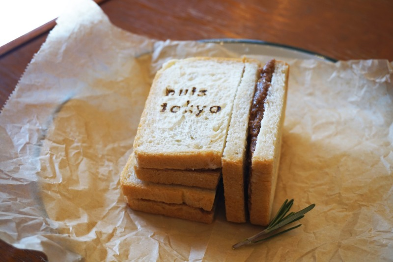 nuts tokyo特製花生奶油三明治