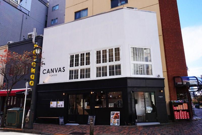 CANVAS TOKYO外觀