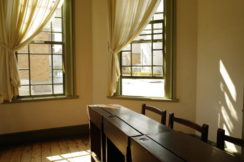 舊弘前市立圖書館婦人閱覽室