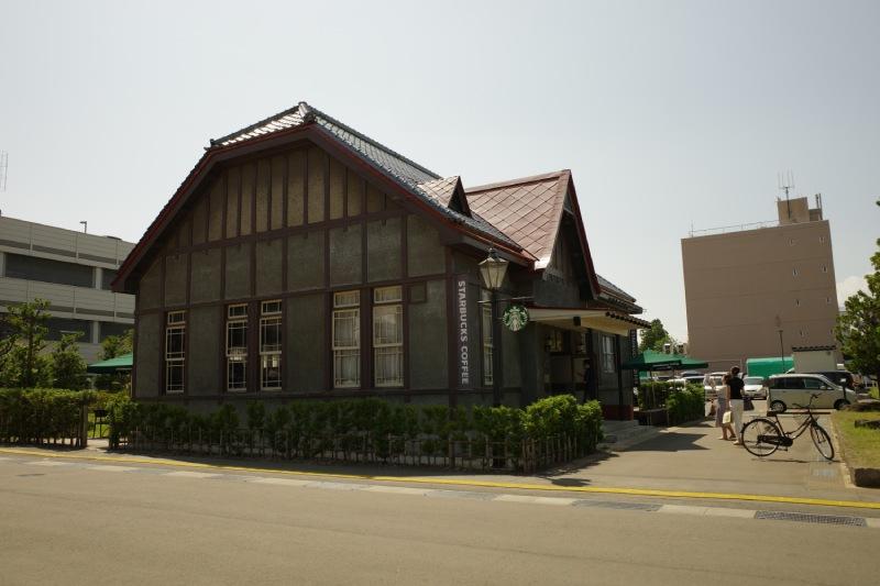星巴克咖啡弘前公園前店