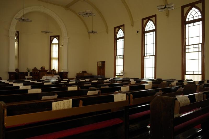 日本基督教團弘前教會