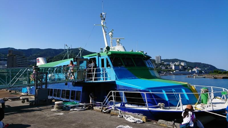 高速噴射船