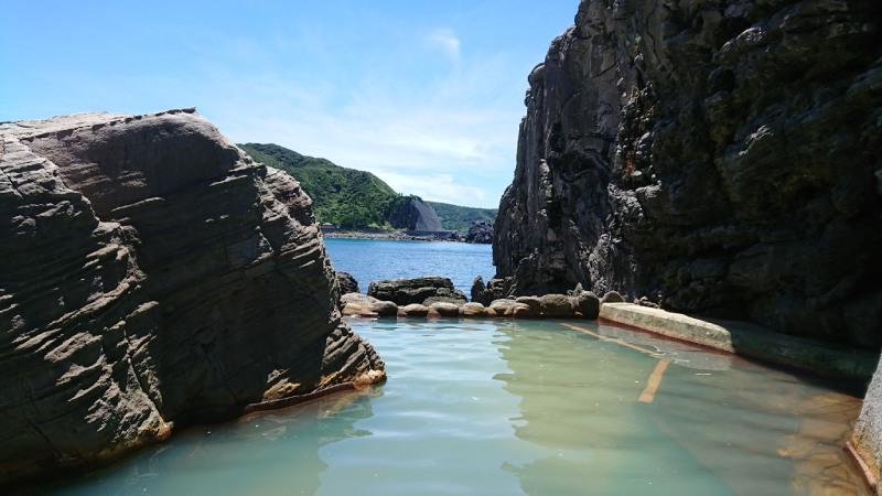 溫泉保養中心海景