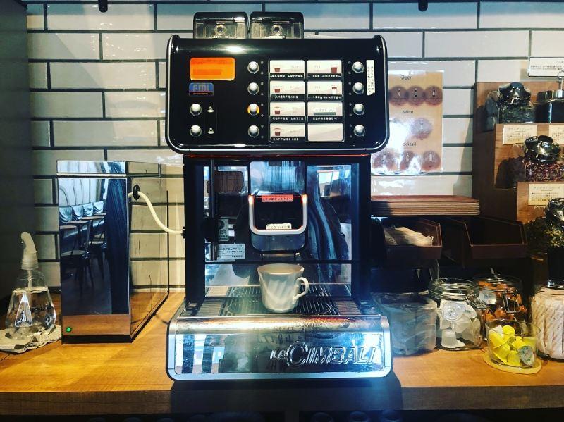 TOKI CAFÉ 咖啡機