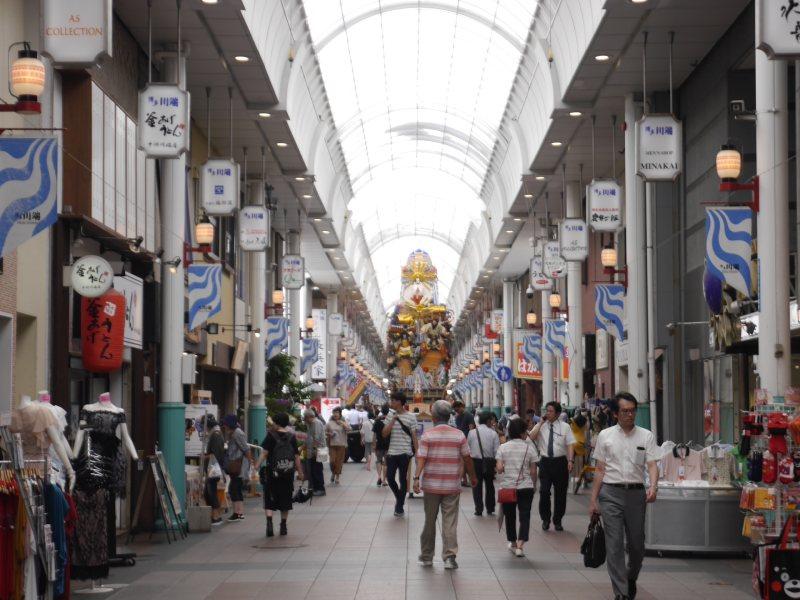 川端商店街