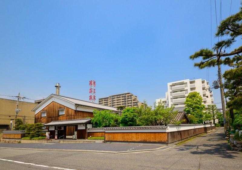 菊正宗酒造紀念館