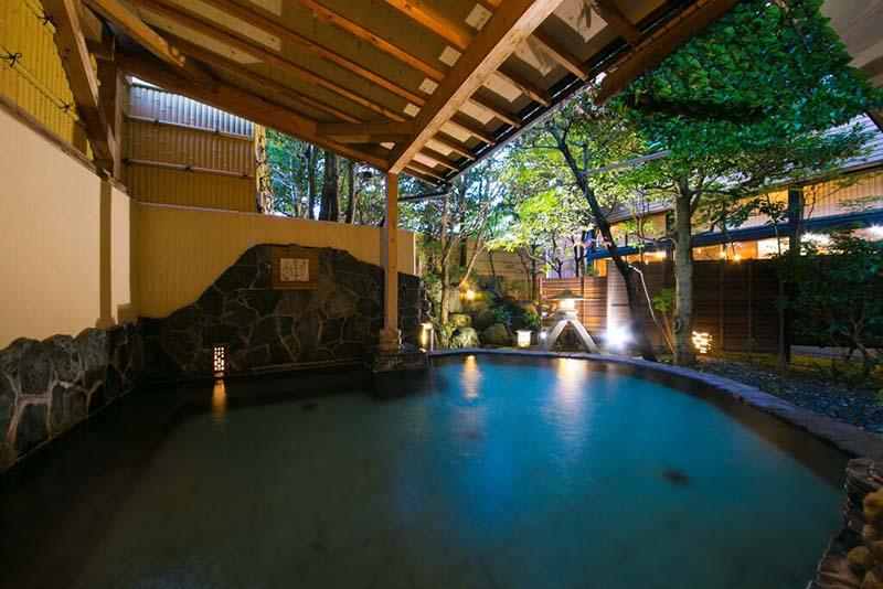 「山代溫泉 寶生亭」浴池