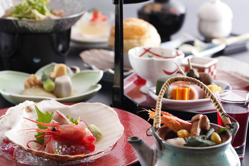 「山代溫泉 寶生亭」餐點