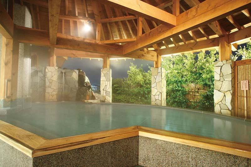 「NEW MARUYA飯店」浴池