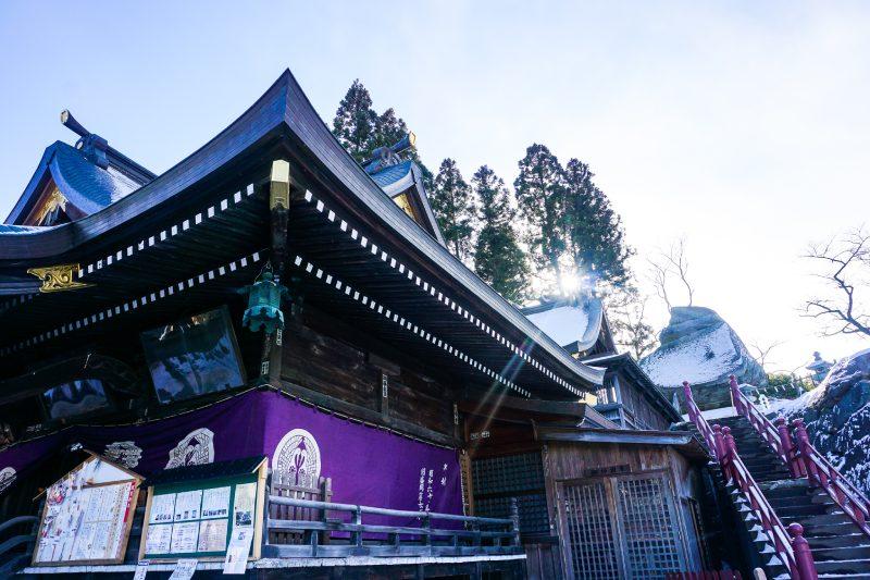 櫻山神社外觀