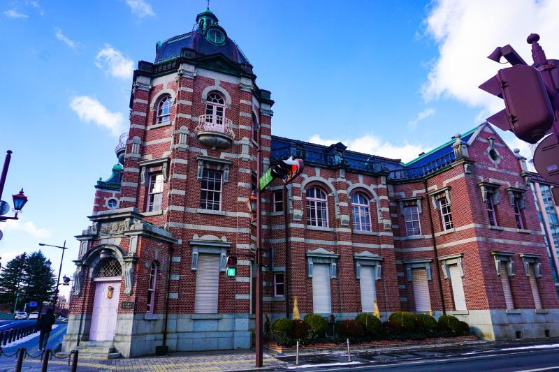 岩手銀行紅磚館整體建築